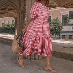 Vintage Summer Dresses, Summer Dresses For Women, Dress Vintage, Robes Vintage, Dress Vestidos, Vestido Casual, Vestidos Vintage, Elegant Dresses, Short Dresses