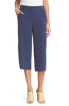 Joie 'Genesa' Crop Silk Pants at Nordstrom.com