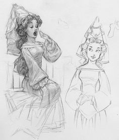 Anthony VanArsdale Sketchbook--aaaaaand I have just fallen in love with his art