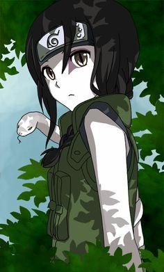 Jounin Orochimaru by artemis-girl on DeviantArt