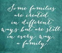 I love my family!
