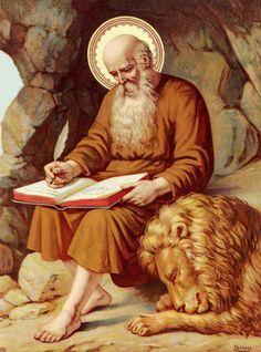 The life of Saint Jerome (Hieronymus) of Stridonium -- http://oca.org/saints/lives/2013/06/15/101732-st-jerome-hieronymus-of-stridonium