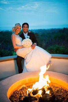 Fun Wedding in the Santa Cruz Mountains | Chaminade Resort and Spa | Neil Simmons Photography