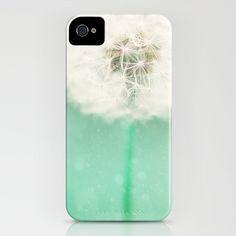 Dandelion Seed iPhone Case
