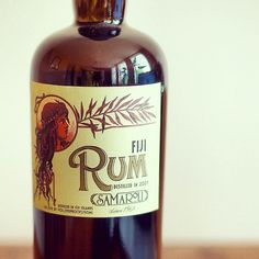 Got a little something special for my birthday! #rum