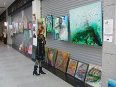 Ausstellung Angie + Friends