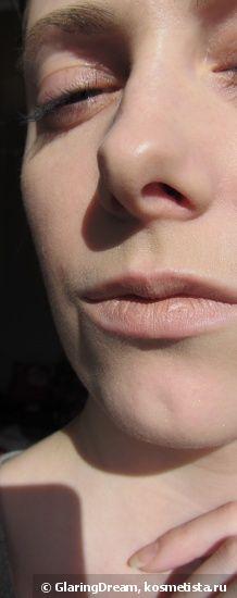 Вторая жизнь одной помады. Матовая помада для губ Inglot Lipstick Matte Rouge a Levres в оттенке #403