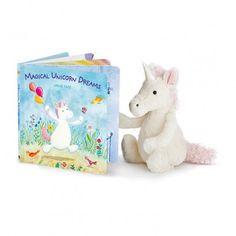 Jellycat Magical Unicorn Dreams Poppets