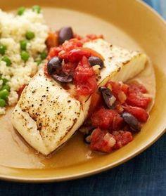 Moroccan Fish Recipe more @ fishlogy.com