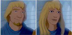 You Won't Believe These Amazing Disney Gender-Bending Transformations! | SMOSH