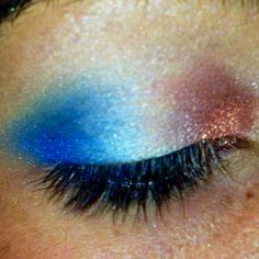 USA - 4th of July make-up red*white*blue
