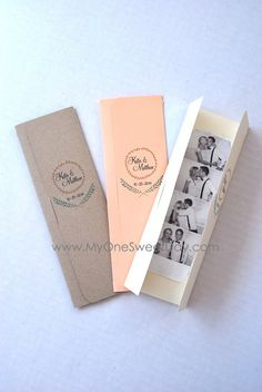 Photo booth PhotoStrip Picture Holders Party Favor by MySweetDay, $1.50