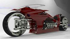 V12 concept bike. .