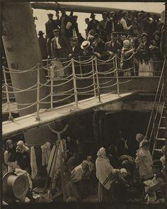 The Steerage, 1907 Alfred Stieglitz (American, 1864–1946) Photogravure on vellum