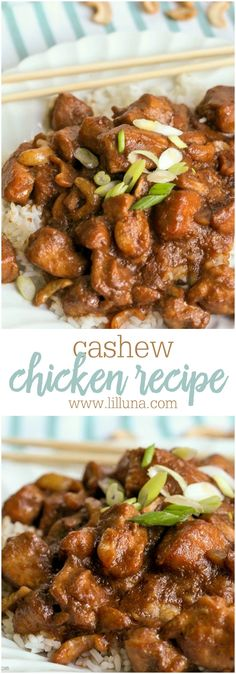 Crock Pot Cashew Chi