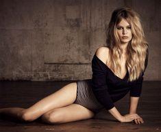 A little Bardot, a little Schiffer - Model: Anna Ewers | Photographer: Luigi & Iango - for Vogue Germany, March 2015