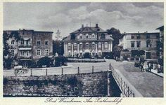 """Sanatorium """"Stoczniowiec"""" Cieplice."""
