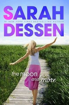 book cover of   The Moon and More