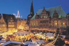German Christmas Market Christmas magic lights up the Bremen Christkindlmarkt and the Schlachted Magic market along the banks of the River Weser. Photo: Courtesy of German Christmas Market. Unauthorized use is prohibited. Christmas Markets Germany, German Christmas Markets, Christmas Markets Europe, Christmas Travel, Christmas Time, Scandinavian Christmas, Christmas Christmas, Christmas Shopping, Bremen Schnoor