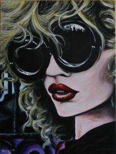 "Saatchi Online Artist Maria Folger; Painting, ""untitled"" #art"