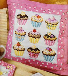 Free cupcake chart