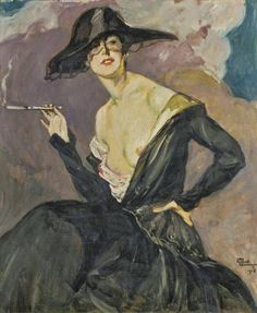 Jean-Gabriel Domergue...   Kai Fine Art