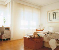 Ideas para vestir grandes ventanas