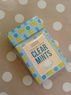 M&S mints