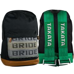 Takata-Bride Backpack - Green