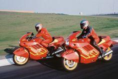 BMW K1 motorcycle 1988