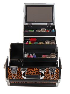 2477371715 Rock Star Grande Cosmetic Case