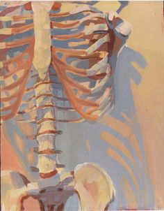 Skeleton painting by sackofsquan on DeviantArt Pretty Art, Cute Art, Painting Inspiration, Art Inspo, Art Journal Inspiration, Art Bizarre, Art Sketches, Art Drawings, Indie Drawings
