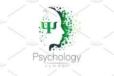 Modern logo of Psychology by Wittmann on @creativemarket