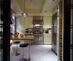 Appartamento di Madonna, scorcio della cucina