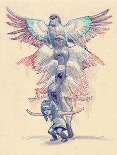 Freedom. Liberte-se do seu ego, dos seus vicios, dos seus medos...Liberte-se de você mesmo.