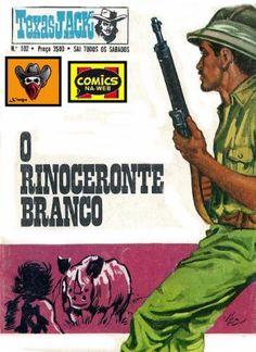 Texas Jack S1 102: O Rinoceronte Branco | Tralhas Varias