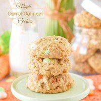 http://www.thesweetchick.com/2014/03/maple-carrot-oatmeal-cookies.html