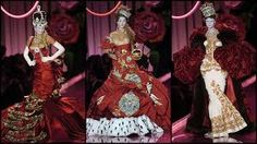 Image result for dior queen galliano