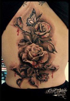 #Tattoo by Led Coult see more #tattoos at www.freshlyinkedm... #Inkedmag.com