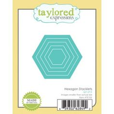 Hexagon Stacklets