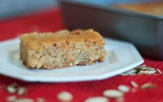 This #breakfast #cake made with #GreatGrains is a treat the whole family will enjoy. #Recipe