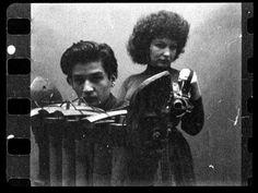 Deren with composer Teiji Ito