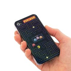 Pacman iPhone tok. Kell! - Pacman iphone case. I need it!