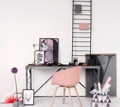 What a Great Combination: soft pink and grey ♥ Каква чудесна комбинация: нежно розово и сиво