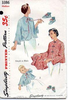 Pillowcase Fashions Girls  Pattern  Sizes 1//2 to 4  Simplicity 2383  NIP