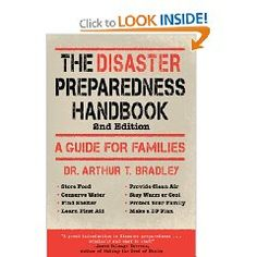 The Disaster Preparedness Handbook: A Guide for Families (Second Edition)