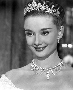 After the smashing success of Gigi on Broadway, Audrey stepped into her first starring role in a Hollywood film and into the hearts of an adoring public. As Princess Anne in Roman Holiday, Audrey was immediately catapulted into the limelight and won the 1954 Oscar for Best Actress in her first American motion picture.