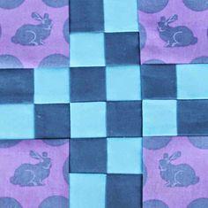 Block 7 - bunny cross