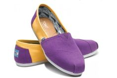 WCU Toms! These will be mine! (: Future catamount!!! I want these monogramed for college and when i pledge I want the Delta Zeda on it!
