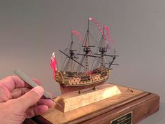 "NRG-nautical research guild ship model photographic contest winners 2011 - Bronze Medal - Gus Agustin - St George-Miniature: 1/32"" scale - #miniatures #scalemodels"